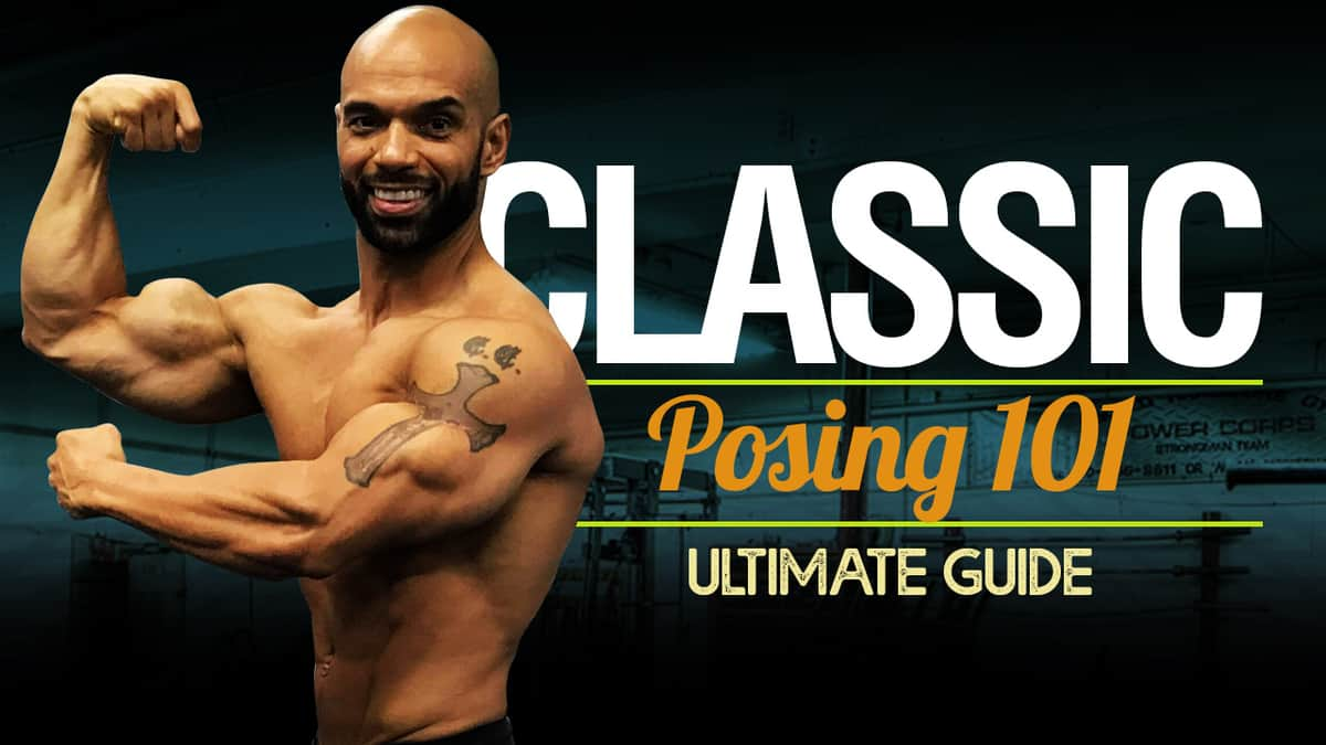Mens Classic Physique Ultimate Guide