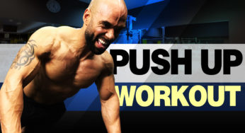 Wanna Pump?) Do This Upper Body Workout For Men! [VIDEO]