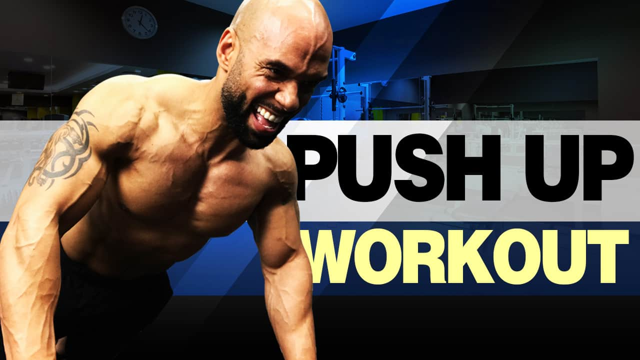 pushup routine