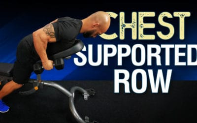 Chest Supported Rows 101